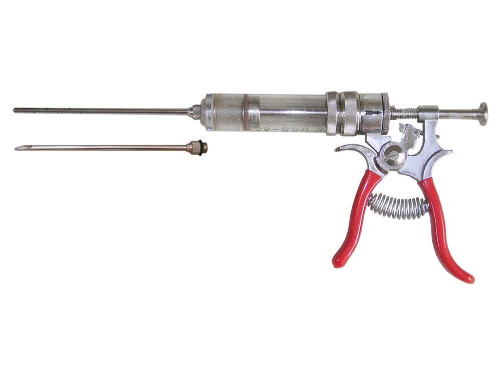 the big syringe